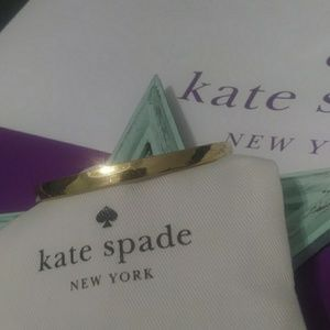 "Kate Spade ""Heart of Gold"""